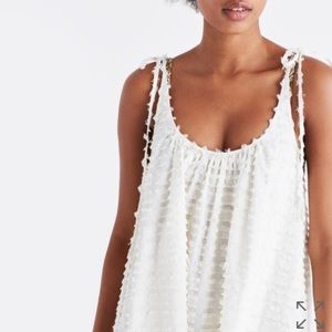 NWOT Madewell Havana Cover-Up Dress